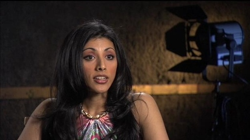 Reshma Shetty on the show Video
