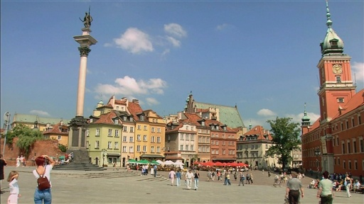 Poland Rediscovered: Krakow, Auschwitz and Warsaw Video