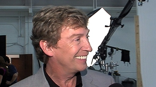 Nigel Lythgoe: Paula Abdul &#39;Has Everything That I Need&#39; Video