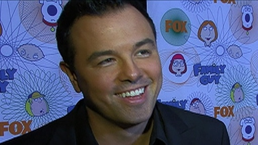 [Seth MacFarlane: If We Win, I'll Get 'Frightened and Cry']