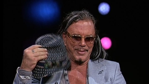 Mickey Rourke: The Bravest Person Video