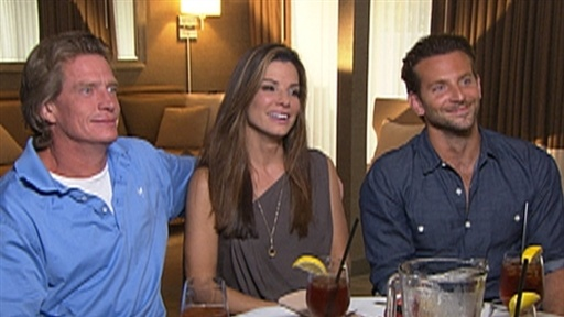 Sandra Bullock, Bradley Cooper & Thomas Haden Church: 'All About Video