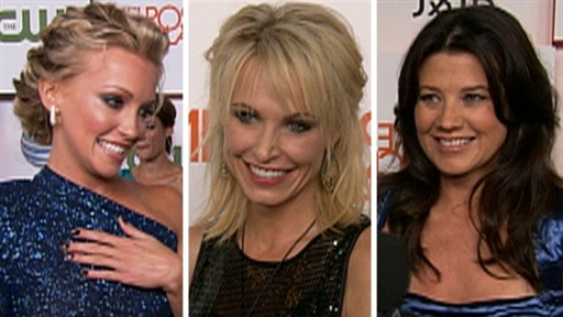 'Melrose Place' Premiere Party Video