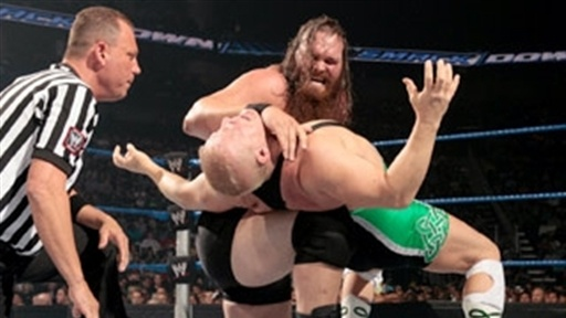 [Finlay Vs. Mike Knox]