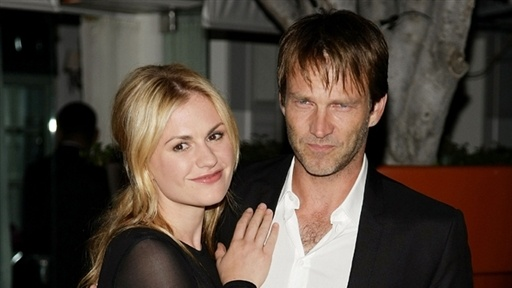 Anna Paquin & Stephen Moyer: 'Very Happy' To Be Engaged Video