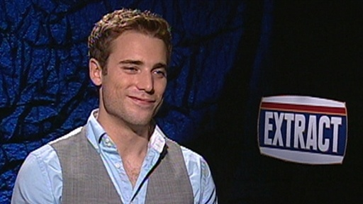 What Dirt Does Dustin Milligan Have On Kristen Stewart? Video