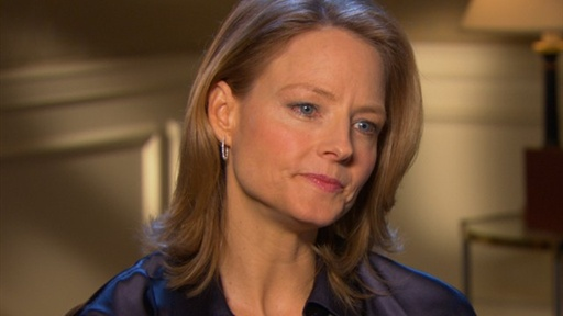 Jodie Foster Stands by Mel Gibson Video
