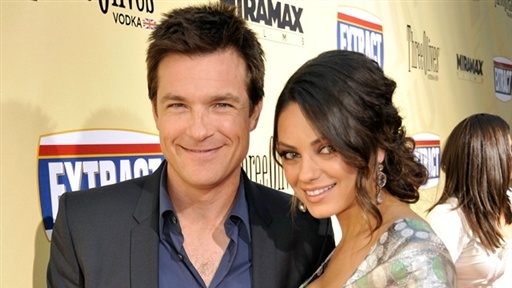 Mila Kunis & Jason Bateman's 'Extract' Premiere, Los Angeles Video