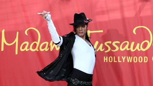 Michael Jackson Lives Forever at Madame Tussauds view on break.com tube online.