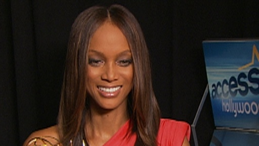 2009 Daytime Emmy Awards: Tyra Banks - 'We Are So Excited' We Wo Video