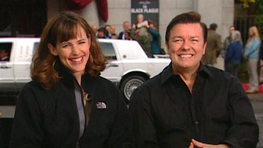 Jennifer Garner & Ricky Gervais: What's the Worst Lie You Ever T view on break.com tube online.
