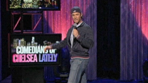 [Comedians of Chelsea Lately: Josh Wolf]