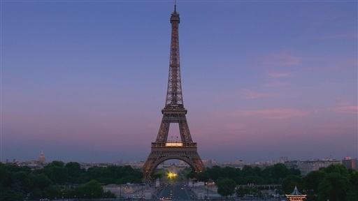 Highlights of Paris: Eiffel and Monet to Crème Brulée Video