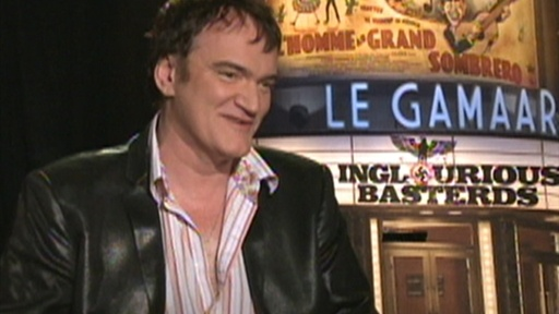 Quentin Tarantino On Why He Wanted Brad Pitt To Be A 'Basterd' Video