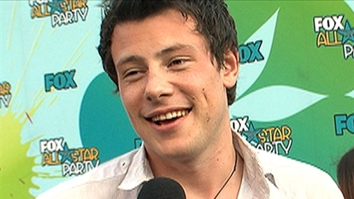 Cory Monteith&#39;s Joy Of Being &#39;Glee&#39; Video