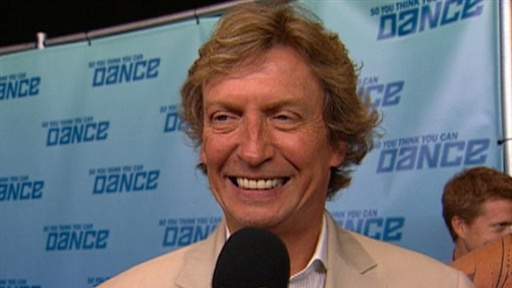 [Did Nigel Lythgoe Finally Get Paula Abdul?]