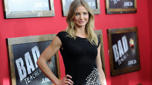 [Cameron Diaz & Jason Segel's 'Bad Teacher' Premiere]