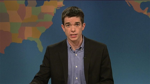 [Update: John Mulaney]
