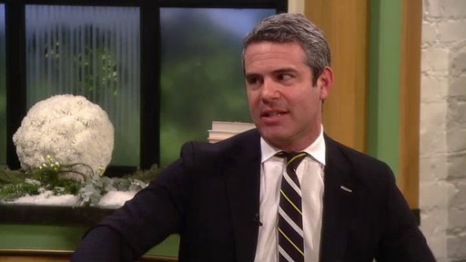 [Andy Cohen Takes On All Things 'Real Housewives']