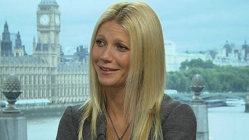Gwyneth Paltrow Takes On Sex Addiction in 'Thanks for Sharing' &