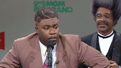 [Don King's Press Conference]