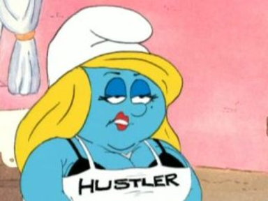 [TV Funhouse: Smurfette]