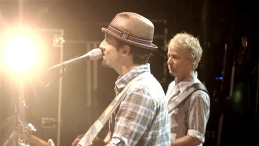 Traveler /&#160;Make It Mine (from Jason Mraz&#39;s Beautiful Mess - Live Video