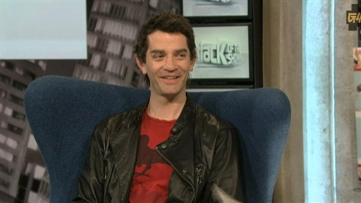 The Cape&#39;s James Frain Interview Video