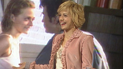 Brittany Murphy Is an Access 'Producer for a Day' in 2004 view on break.com tube online.