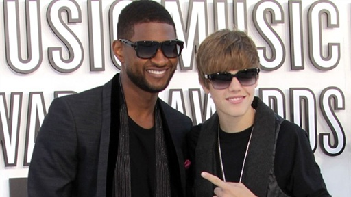 [MTV Video Music Awards 2010: It's Boy's Night Out for Justin Bie]