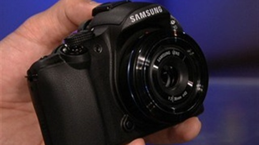 Samsung NX10 Digital Camera Review Video