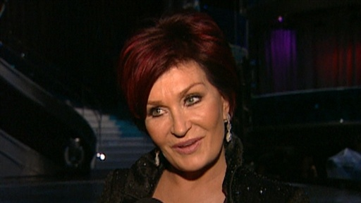Sharon Osbourne Says Kelly Is In It To Win It Video