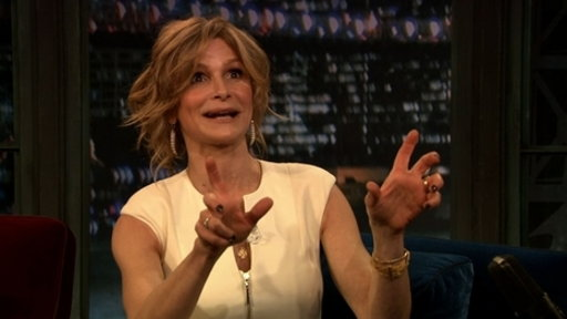 [Kyra Sedgwick, Part 1]