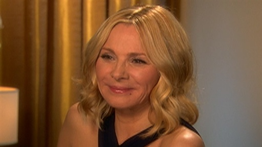 Description: Kim Cattrall chats about