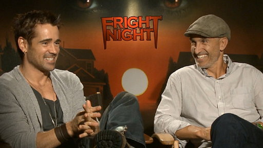 Colin Farrell &amp; Craig Gillespie Talk Re-Imagining &#39;Fright Night&#39; Video