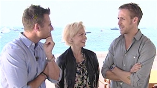 Cannes Film Festival 2010: Michelle Williams and Ryan Gosling Ta Video