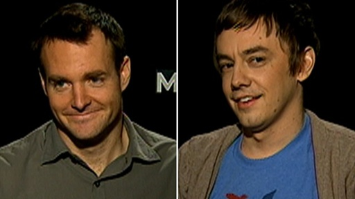 Will Forte and Jorma Taccone On 'MacGruber': It's Not at All Wha Video