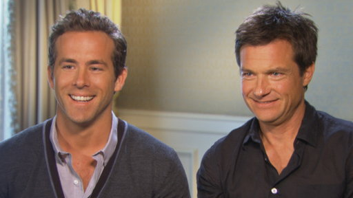 Ryan Reynolds & Jason Bateman Pull a Switcheroo Video
