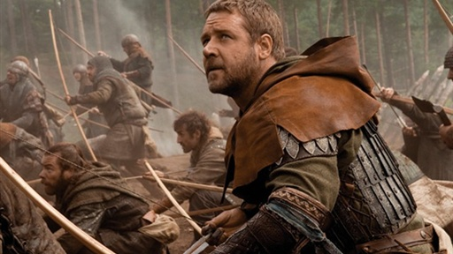 [Film Fan Forum: Is 'Robin Hood' More Like 'Gladiator' in the Woo]