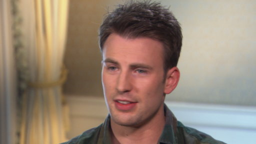 Chris  Evans: It Was'Terrifying' Being'Captain  America' Video