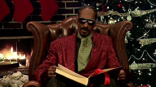 [Snoop Dogg Reads the Grinch]