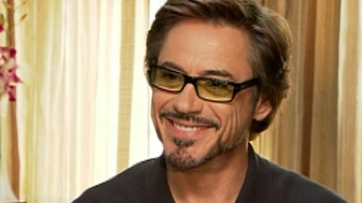 Robert Downey Jr. on the Pressure of 'Iron Man 2' Video