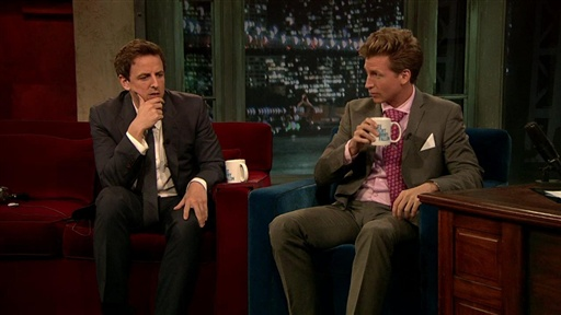 Sibling Game with Seth and Josh Meyers, Part 3 Video