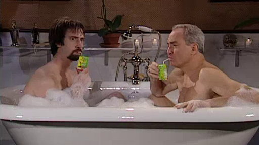 [Lorne & Tom in a Tub: Life Advice]