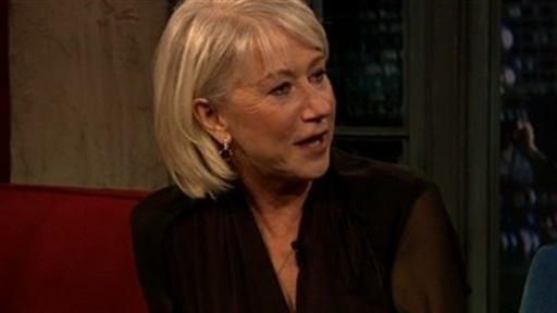 Helen Mirren Video