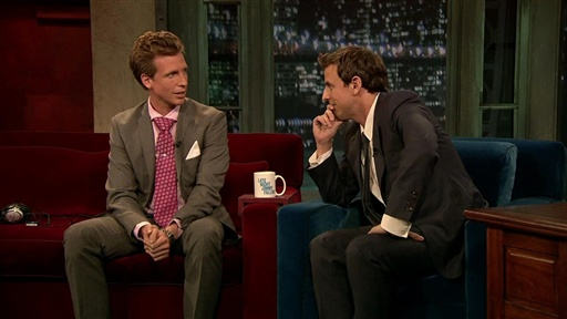 Sibling Game with Seth and Josh Meyers, Part 2 Video