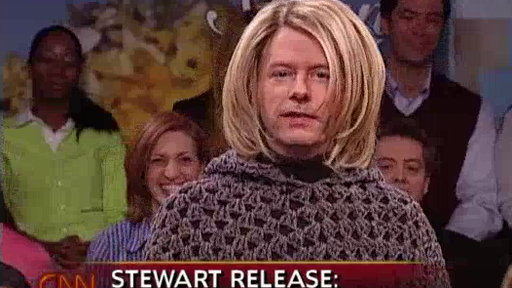 Martha Stewart Cold Opening Video