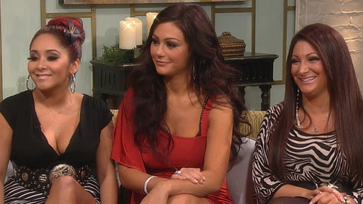 ['Jersey Shore' Girls' Revealing Question & Answer]