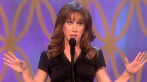 [Kathy Griffin On Kim Kardashian's Wedding]