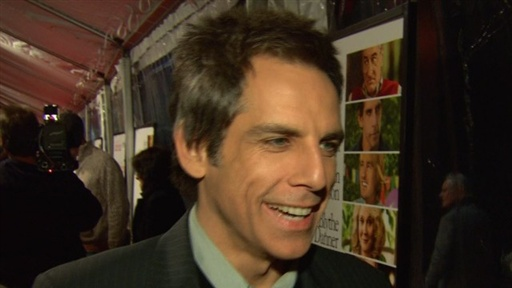 [Ben Stiller On Tom Cruise's Rumored Les Grossman Movie: 'It Woul]